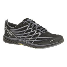 Access a whole new level of amazing comfort and natural running performance when you hit the road in the Womens Merrell Bare Access Arc 3 barefoot style running shoe