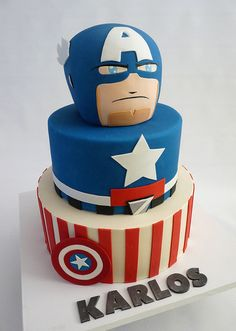 Unique And Super Geeky Cakes