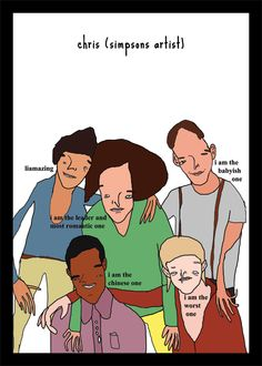 its funny cuz harrys even more messed up than everyone else