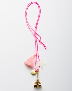 Little Lux Paris Is Always A Good Idea Necklace | Covet + Lou