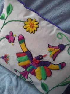 Mis bordados mexicanos