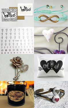 Cute little things for Everyone by Amusing Rain on Etsy--Pinned with TreasuryPin.com