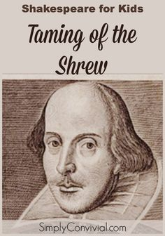 So this is my plan to introduce Shakespeare simply as great stories. In the elementary grades we don't delve into themes and tropes and grand discussions, we just enjoy Shakespeare for the stories and the spectacles.