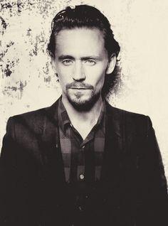 Tom Hiddleston, AKA, Loki.
