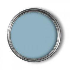 Flexa muurverf Strak Op De Muur mat grijsblauw, Praxis. Dream Bedroom, Home Bedroom, Love Home, Paint Furniture, Color Pallets, Grey Walls, New Room, Color Inspiration, Paint Colors