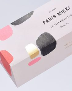 For Paris Mikki, we brought the chic edge of the Parisian life to their packaging experience. We did it through a smooth mix of well-balanced color palette and particular detail placing to ensure a unique to go experience. Foil Packaging, Dessert Packaging, Bakery Packaging, Tea Packaging, Food Packaging Design, Beauty Packaging, Packaging Design Inspiration, Brand Packaging, Branding Design