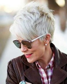 Pixie with glasses  Give me first word you thought of when saw it
