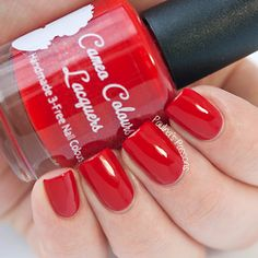 Cameo Colours Lacquers - Days of the Week Undies collection
