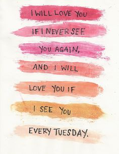 Every Tuesday. @Kelsey Acers Lawson @Kayla Rakestraw Winger