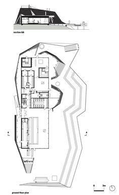 Löyly by avanto architects drawings