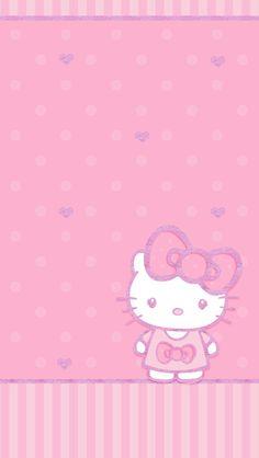 #hello_kitty #pink #wallpaper