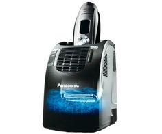 Rasoir électrique avec système de nettoyage #rasoir #electrique #panasonic