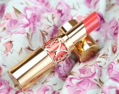 ysl rouge volupte shine in orange impertinent