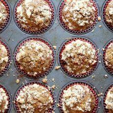 Coffee Coffee Cake Muffins | Joy the Baker