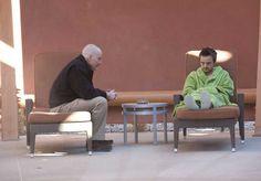 Breaking Bad Season 2 Episode 13 - ABQ - Walter White (Bryan Cranston) and Jesse Pinkman (Aaron Paul)