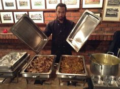 All set and ready to go the best Jamaican food in England