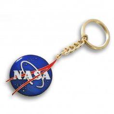 NASA Vector Keychain