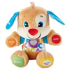 Fisher-Price Laugh and Learn Smart Stages Puppy Learning Toys For Toddlers, Baby Learning, Disney Babys, Baby Disney, Fisher Price Toys, Musical Toys, Baby Kind, Little People, Baby Accessories