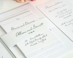 Wedding Invitations by Shine Wedding Invitations