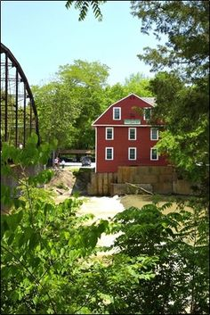 War Eagle Mill near Rogers