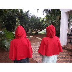 Buggz Kidz Clothing: Design: Red Riding Hood Cape/ Heidi Capes - Kidz for Red Riding Hood, Capes, Costumes, Clothing, Design, Fashion, Cape Clothing, Outfits, Moda