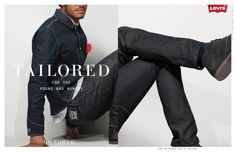 Levi's Go Forth Campaign 2012, Wieden + Kennedy