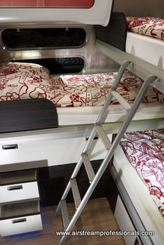 airstream with bunks - Google Search