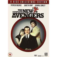 The new avengers (8 disc #collector's edition box set) #[dvd] - same day #dispatc,  View more on the LINK: http://www.zeppy.io/product/gb/2/322367118273/