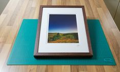 An Expert Guide to Matting and Framing a Photo - John Dunne