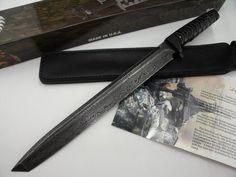 custom knives | ... Custom Damascus Bowie Knife Handmade Knife, Canada Knives And Swords