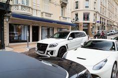 2015 Larte Design Mercedes-Benz GL 63 AMG Black Crystal  #Segment_J #Larte_Design #AMG #German_brands #tuning #GL_Class #Mercedes_Benz_GL_63_AMG #Mercedes_Benz