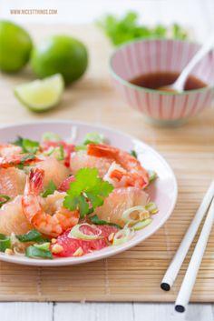 Recipe for Thai Pomelo Salad