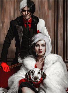 Cruella (Male) - Vladimir Karamzin Cruella de Vil Cosplay Photo - Cure…