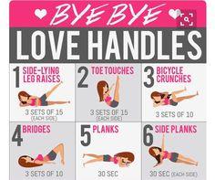 Bye Bye Love Handles