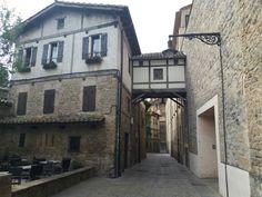 Casco antiguo de Pamplona.  #Pamplona #turismo #travel #Navarra #España #spain