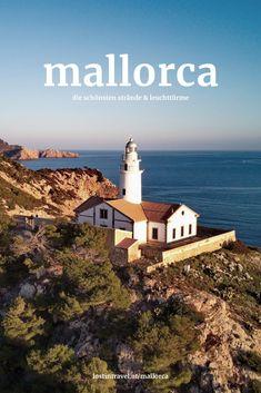 Entdecke die schönsten Strände auf Mallorca für deinen nächsten Mallorca Urlaub - und dies ganz abseits vom berühmten Ballermann. Wir hatten das Glück Mallorca noch kurz vor Ausbruch des Corona-Virus zu besuchen und sind begeistert, was Mallorca alles zu bieten hat. Denn Mallorca zieren abseits vom Ballermann wunderschöne Landschaften und türkisblaue Strände. Wir haben während unseres Urlaubs auf Mallorca die schönsten Strände von Mallorca besucht. Road Trips, Strand, Travel Photography, Water, Outdoor, Corona, Lighthouse, Landscapes, Nice Asses