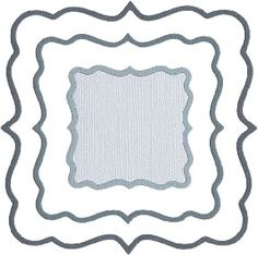 QuicKutz Nesting Label (Square) Cookie Cutter Shape