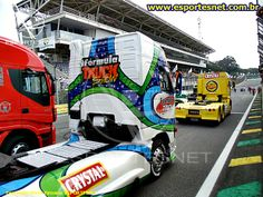 F-Truck em Interlagos (SP)  www.esportesnet.com.br