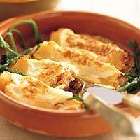 Recept - Cannelloni gevuld met zalm - Allerhande