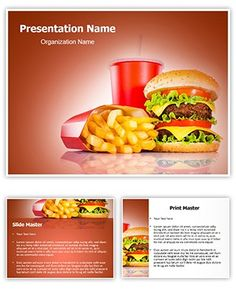 Make great-looking PowerPoint presentation with our McDonald free powerpoint…