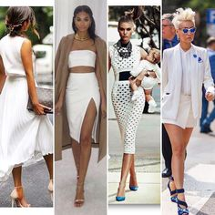 Biggest Skirt Trends #white #skirt #rightnow #streetstyle #howtowear #summer #style #outfit #thinkingcreatively #wardrobe #idea #spotted #fashion #instagood