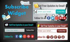 Widget Subscribe hasil modifikasi sendiri | Adadoni