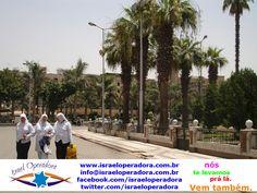 Paisagem caracteristica de Cairo, seus costumes e tradições milenares.