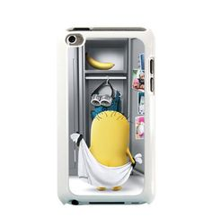 """Disney """"Despicable Me Minions"""" Case/Cover iPod Touch 4/5 Generation 