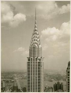 Chrysler Building circa 1930
