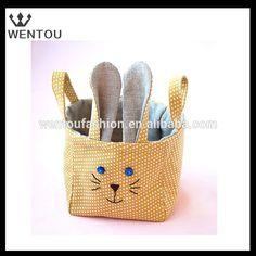 Wholesale adorable Bunny Easter basket