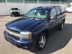 2008 Chevrolet TrailBlazer LS For Sale In Lakewood | Cars.com