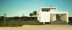 Beach House - Tek House  Arquitectura modular