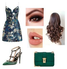 """""""❤️❤️"""" by victoriamajors ❤ liked on Polyvore featuring Zimmermann, Valentino and Charlotte Tilbury"""