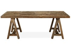 I'd rather make my own, but this is gorgeous. Hartford Dining Table on OneKingsLane.com